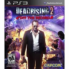 Dead Rising 2 Off the record Ps3 Playstation 3