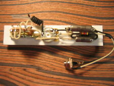 """Wiring Harness for Telecaster """"Greasebucket"""" Type Setup - NOS Russian PIO Caps"""