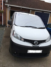 Nissan NV200 External Thermal Windscreen Cover Colour - Silver or Black