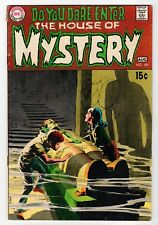 Dc - House Of Mystery #181 - Adams Cover, Wrightson Art - G 1969 Vintage Comic