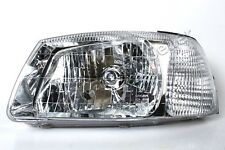 White Headlight Front Lamp Left Fits Hyundai Accent 2000-2002