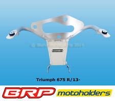 Triumph Daytona 675 13-16 Motoholders Racing Alu Verkleidungshalter Fairings hol