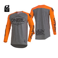O'Neal 2019 Mayhem-Lite Hexx Jersey - Orange - Motocross, Off-Road, Dirt Bike