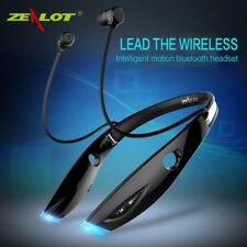 Foldable Bluetooth Headset Wireless Headphone Sports Neckband for Android & IOS