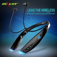 Waterproof Foldable Bluetooth Headphone Ear-buds Sports Wireless Headset H1