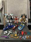 Hasbro Transformers Cybertron Lot: Hot Shot, Vector Prime, & More Action Figure