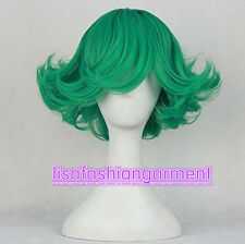 Stock Anime Manga ONE PUNCH MAN Tatsumaki Cosplay Wig Hair Accessary Cos