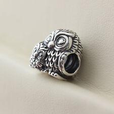 NEW AUTHENTIC PANDORA CHARM CHARMING OWLS #791966 P
