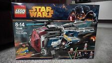 Lego Star Wars 75046 Coruscant Police Gunship NEW/SEALED **BNISB**