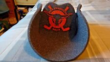 San Francisc Bulls Hockey Foam Cowboy Hat (2013-14 Country Western Night)