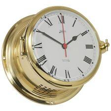 Schatz Uhren & Schmuck Nautika & Maritimes Glasenuhr Messing römisch Royal