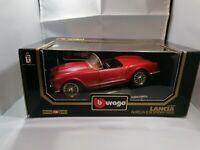 Burago 1:18 Lancia Aurelia B24 Spider 1955 - Red (3010)