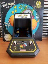 Coleco electronic tabletop mini arcade pac man game,refurbished!