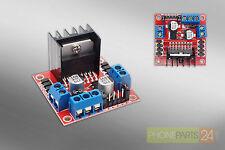 L298N Motortreiber Schrittmotor Dual-Bridge Driver Controller Modul Board