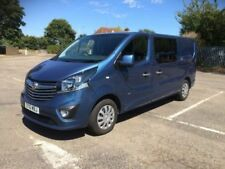 Commercial Vans & Pickups Vivaro 2 excl. current Previous owners with Alarm