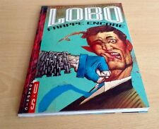 "comic-book ""Lobo Frappe Encore"" (Comics USA)"