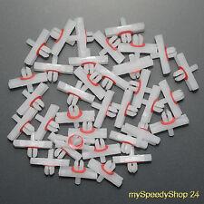 20x Clips Moulure vw/audi moulures Crochet Clips Golf Coccinelle 80 113853585 C
