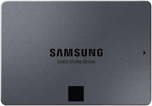 Samsung 860 Qvo SATA III 2.5 Inch 1TB SSD - MZ-76Q1T0BW - Open Box
