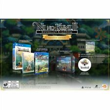 NI NO KUNI II 2 - REVENANT KINGDOM PREMIUM EDITION (PLAYSTATION 4) PS4 - NEW