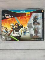 Disney Infinity 3.0 Wii U Star Wars Starter Pack Brand New
