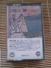 Pop Lock Dance RETRO compilation MIX various artist cassette Tape