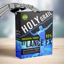 "Forex Robot ""Holy Grail-Gann Fan"" For Meta-Trader 4 EA Trading System"