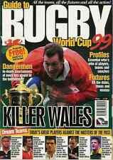 Guide de coupe du monde de rugby 1999 publié par paragon publishing