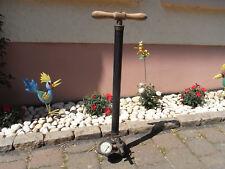 """Oldtimer Stand Luftpumpe """" Harry Held Ludwigshafen Pkw Motorrad Fahrrad Air Pump"""