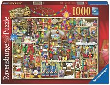 Ravensburger Colin Thompson - The Christmas Cupboard Puzzle 1000pc