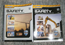 Mancomm Essentials Of Safety Construction Training & Reference Guide & Workbook