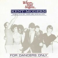 FOR DANCERS ONLY Various Artists NEW SEALED NORTHERN SOUL CD (KENT) R&B RARE 60s