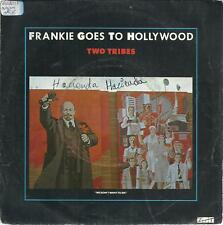 45  TOURS  2 TITRES / FRANKIE GOES TO HOLLYWOOD    TWO  TRIBES     B4