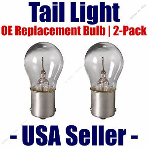 Tail Light Bulb 2pk - OE Replacement Fits Listed Ferrari Vehicles - 1073
