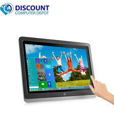 """HP 23"""" Touch Screen LED POS Monitor S230TM LED Built in Speaker Mic Camera"""