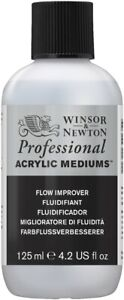 Winsor and Newton Flow Improver 125ml (BTL)