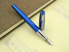 Duke 209 Dark blue Medium M Nib Fountain Pen With Iridium pen