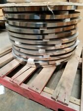 Pallet Lot of 9 Rolls Ulbrich Stainless Steel Banding (302 Ss)