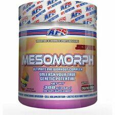 APS MESOMORPH PRE-WORKOUT 25 servings - Pick Flavor!