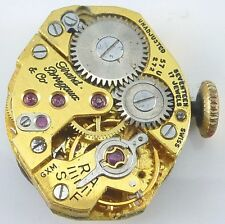 Girard - Perregaux 272 Wristwatch Movement - Sold for Parts / Repair