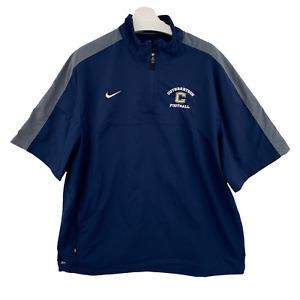 Nike DriFit 1/4 Zip Wind Shirt Cuthbertson Cavaliers Football Waxhaw, NC Size XL