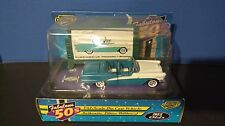 Road Champs 1955 Olds Oldsmobile Starfire Convertible Blue Fabulous 50's 1:43