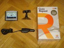 GPS TOM TOM ONE V3 CON LOS MAPAS DE ESPAÑA + LA GUÍA REPSOL 2015. EN BUEN EST-(4