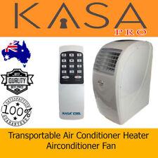 Air Conditioner Heater Fan Dehumidifier 4 In 1 Portable Builting Wheels Handle