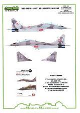 Model Maker Decals 1/48 MIKOYAN MiG-29UB FULCRUM Stanislaw Skalski