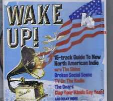 SHINS / BROKEN SOCIAL SCENE / DEARS Wake up! UNCUT CD 2007