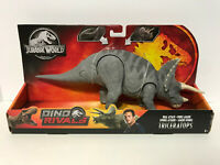 Jurassic World Fallen Kingdom Dino Rivals Triceratops Action Figure GDT38 Mattel