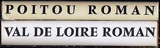 Val de Loire Touraine + Poitou roman chez Zodiaque la nuit des temps 1961-1965