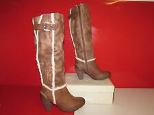 s.Oliver GREAT PLEASURE Stiefel limited edition, Braun , EU 37