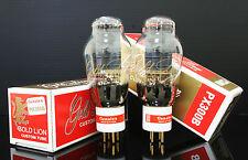 Platium Match 1 Pair Genelax Gold Lion 300B tubes PX300B for tube amplifier DHL