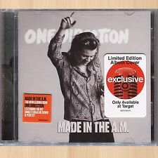 HARRY Styles COVER-----> ONE DIRECTION Made In The A.M. LIMITED CD Perfect 1D am